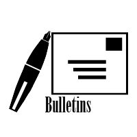 Icones 200-Bulletins